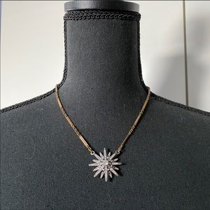 Lulu Frost for J.Crew Radiant Star Necklace